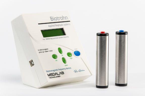 generador de frecuencias Biotrohn