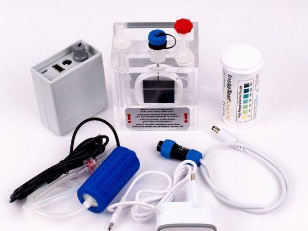 Generador de CLO2 y accesorios